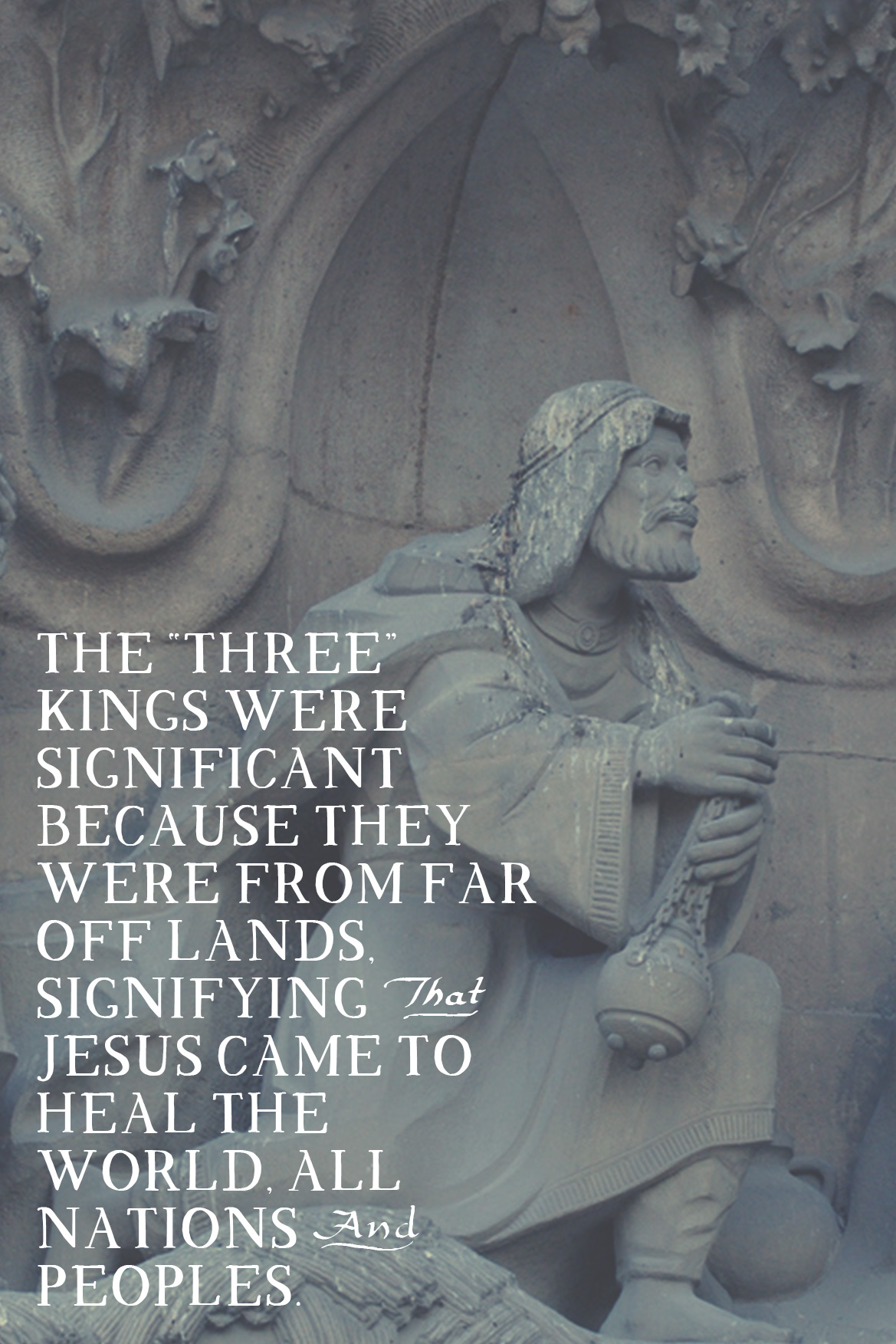 JANUARY 6TH: 3 KINGS CELEBRATION - New Identity Magazine