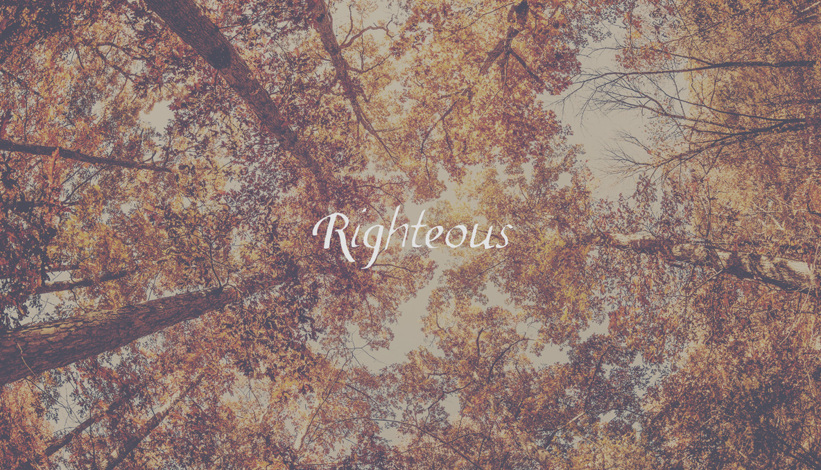 RIGHTEOUS - New Identity Magazine
