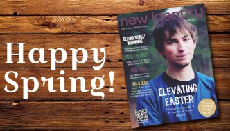 Happy Spring! The New Issue is Here!