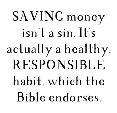 saving habit essay