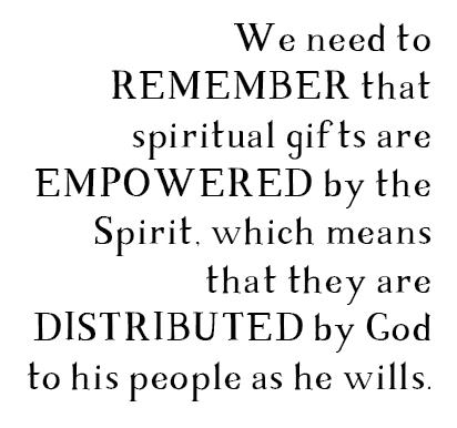 SPIRIT EMPOWERED COMMUNICATION WITH GOD - New Identity Magazine