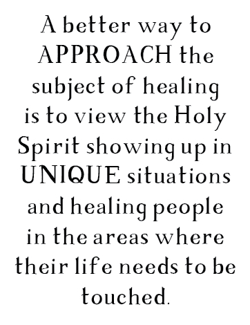 HEALING AS THE KINGDOM COMES SLOW - New Identity Magazine