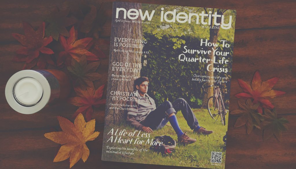 Issue 32 - New Identity Magazine