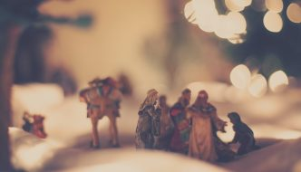 APPROACHING THE NATIVITY