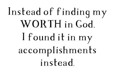 FAITH NOT WORKS - New Identity Magazine