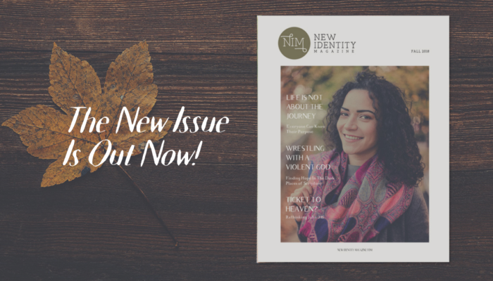 The New Issue Is Out Now!