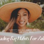 Trading Bad Habits for Zakah